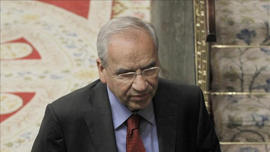 Alfonso Guerra anuncia que deja la política