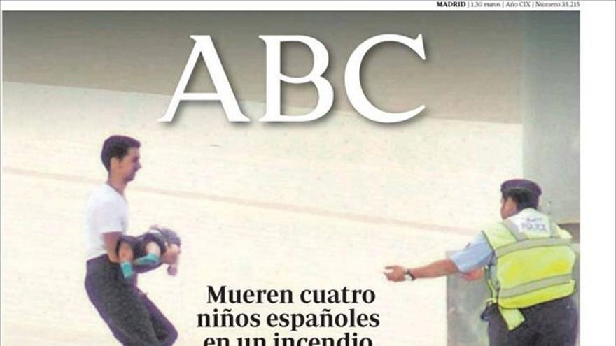 De las portadas del día (29/05/2012) #6