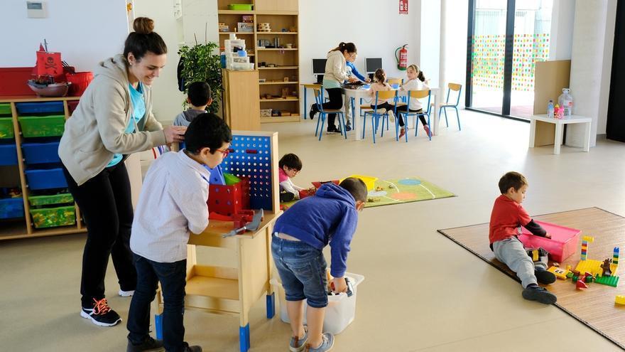 El Inviernuco oferta más de 3.200 plazas para niños de entre 3 y 12 años