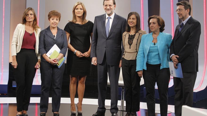 Rajoy no se arrepiente del apoyo del PP al Gobierno de Patxi López