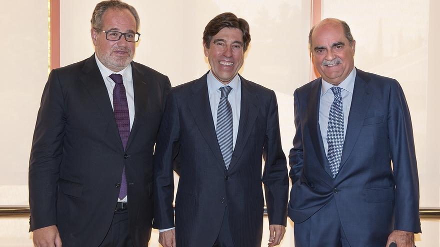 La CNMV multa a Moreno Carretero con 300.000 euros por no comunicar su participación en Sacyr
