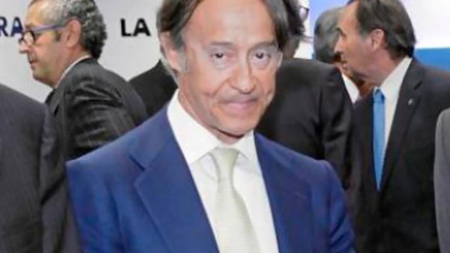 El empresario Adrián de la Joya.