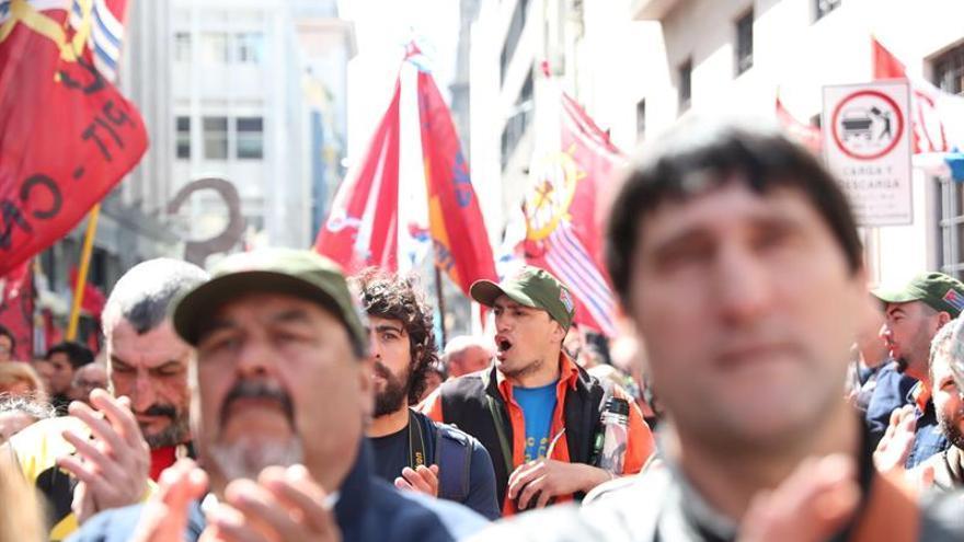 Petrobras Uruguay y sindicato logran acuerdo y ponen fin a huelga de hambre