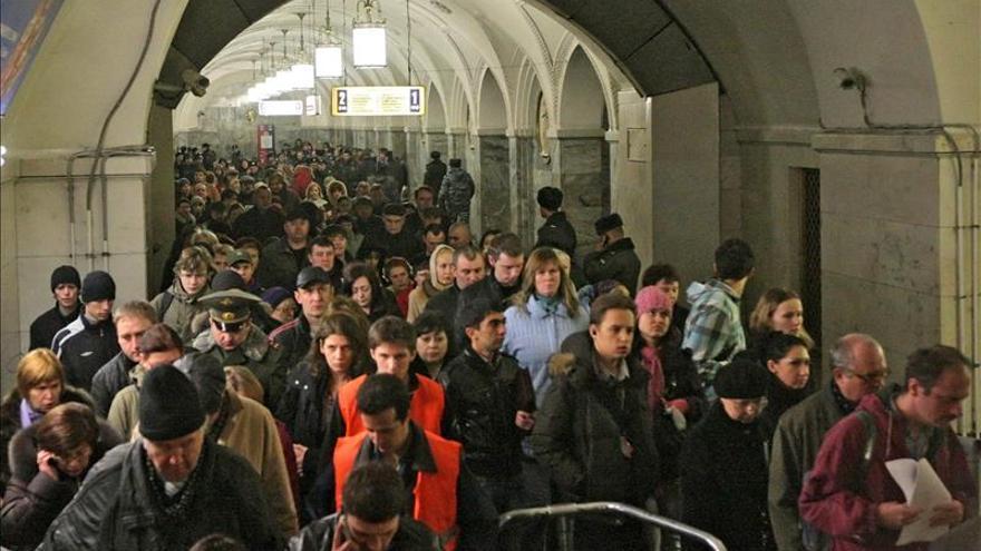 El metro de Moscú cumple 80 años como el más visitado del mundo