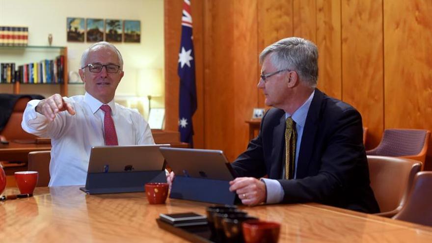 La coalición conservadora gobernará Australia con mayoría absoluta