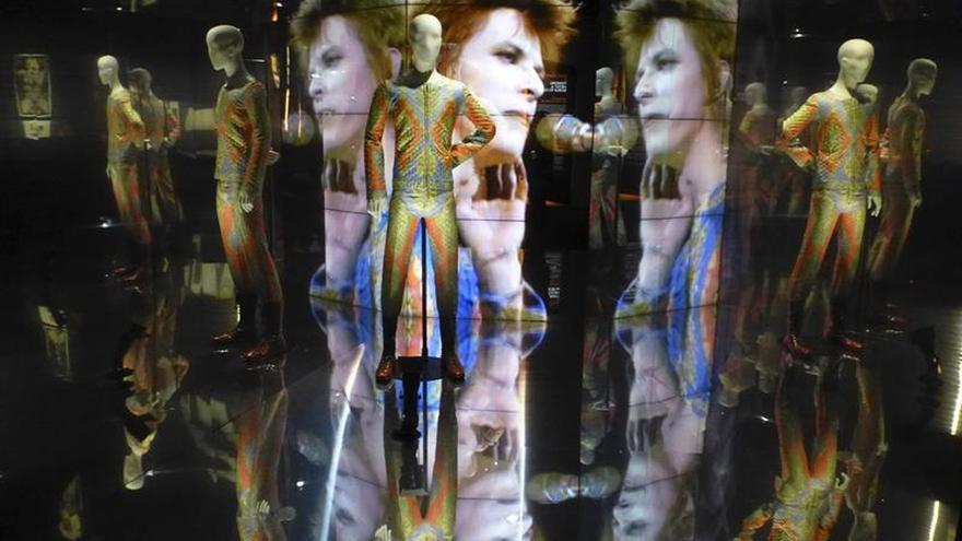 """La exposición """"David Bowie is"""" se verá en Barcelona en la primavera de 2017"""