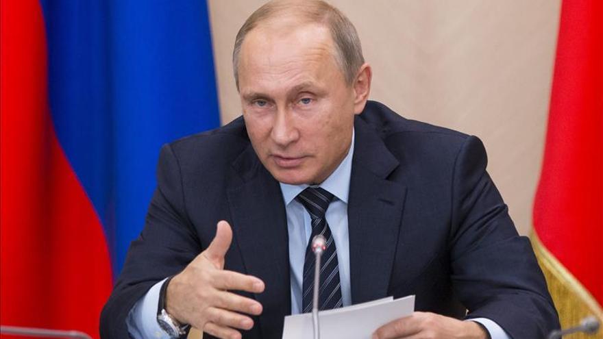 Putin: los terroristas planean desestabilizar regiones enteras