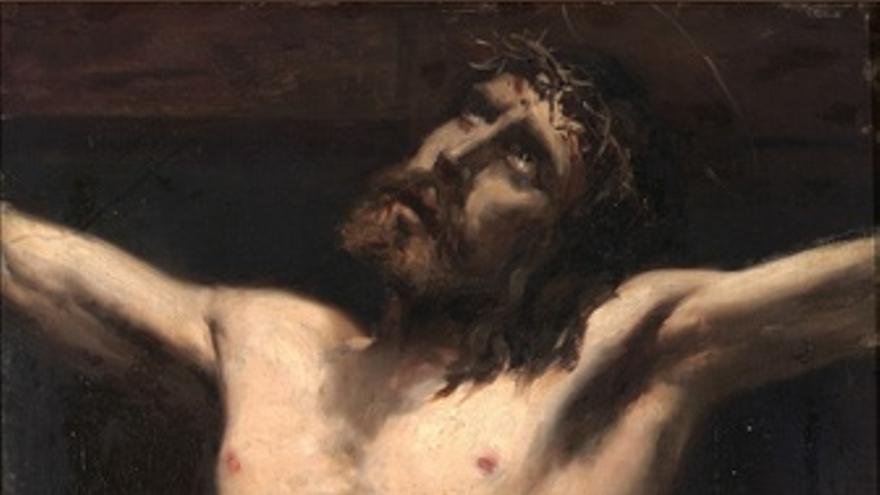 'El Cristo', De Joaquín Sorolla