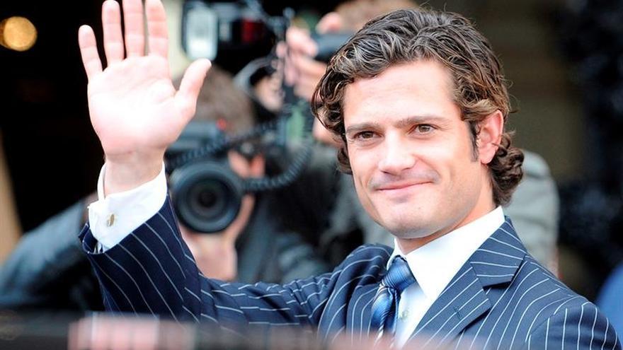 El primer hijo del príncipe Carlos Felipe de Suecia se llamará Alejandro
