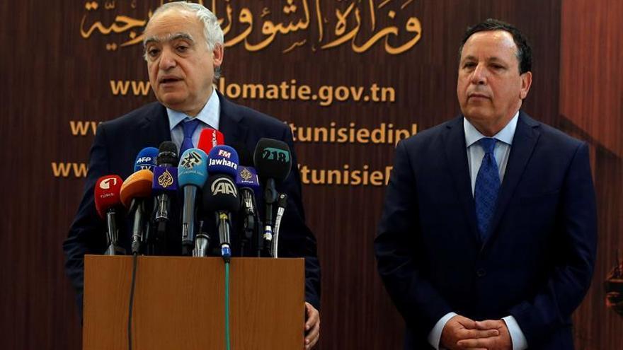 Grupos libios empiezan a negociar el nuevo plan de reconciliación de la ONU