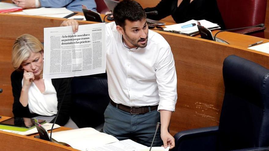 El consejero valenciano de Educación no rectificará tras la amenaza de muerte