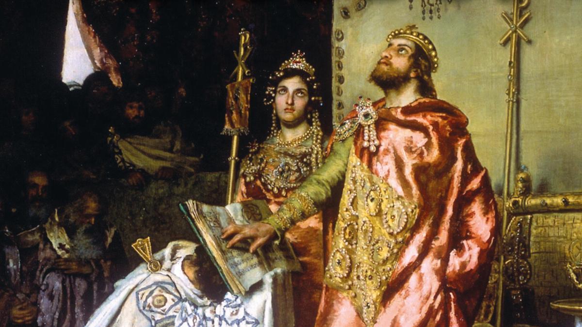 Portada del libro 'Los visigodos. Historia y arqueología de la Hispania visigoda'.