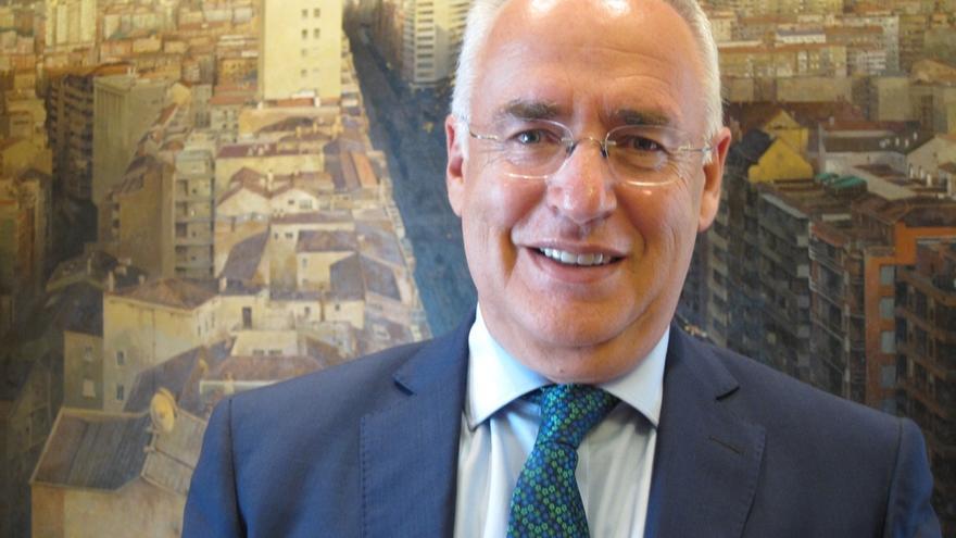 José Ignacio Ceniceros presenta esta tarde su candidatura a presidir el PP de La Rioja