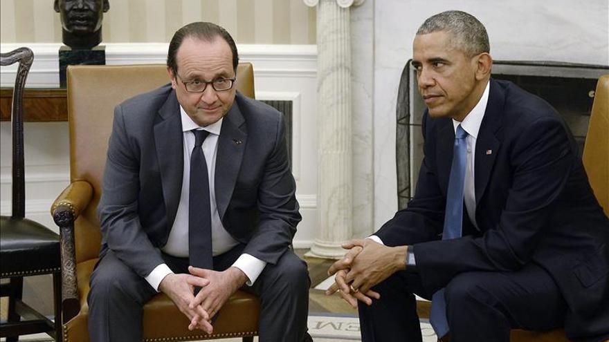"""Obama dice que sin un """"giro estratégico"""" en Rusia no podrá coordinarse la lucha contra EI"""