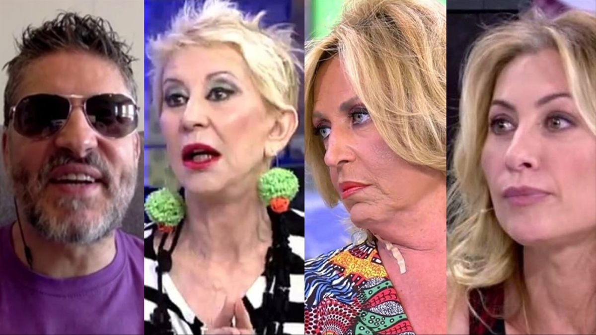 Algunos damnificados por José Luis Moreno