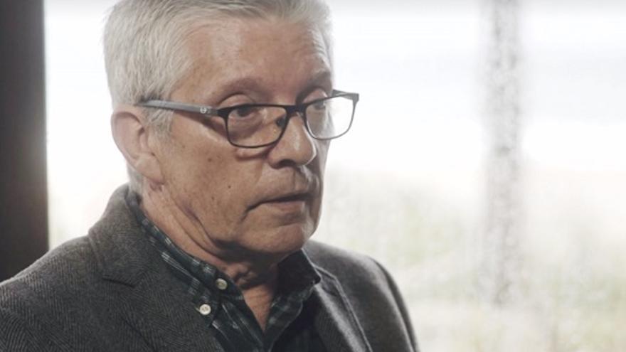 """Ildefonso Sena La imagen que abrió los ojos a la tragedia del Estrecho cumple 30 años: """"Era la primera vez y ponía los pelos de punta"""""""