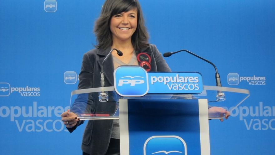 """PP responde a Erkoreka que """"no ha faltado para nada atención"""" del Gobierno de Rajoy a Euskadi, con inversiones """"fuertes"""""""