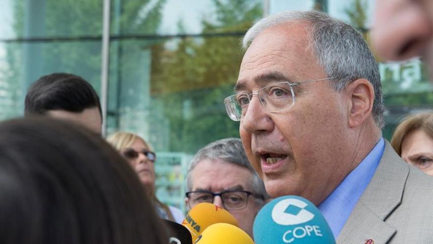 Los rectores estarán presididos por el rector de la Universidad de Lleida