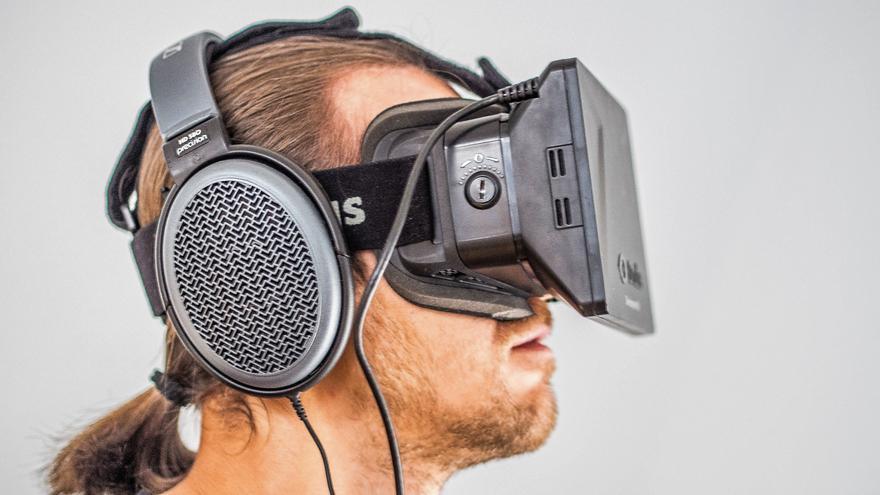 Las Oculus Rift han triunfado entre los amantes de la realidad virtual (Imagen: Global Panorama)