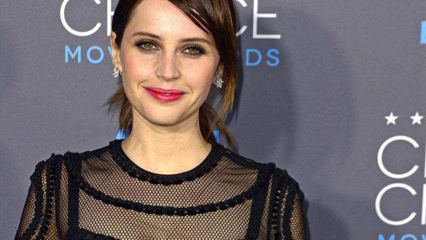 """Felicity Jones protagonizará una nueva película de la saga """"Star Wars"""""""