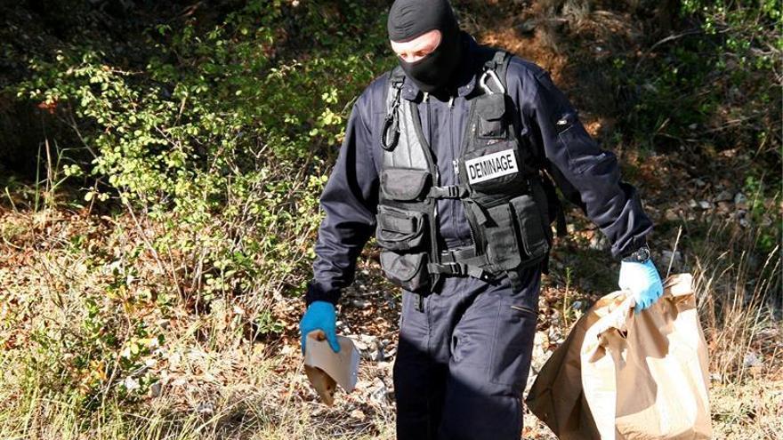 El zulo de ETA en Francia tenía 145 armas cortas y es el mayor desde 2004