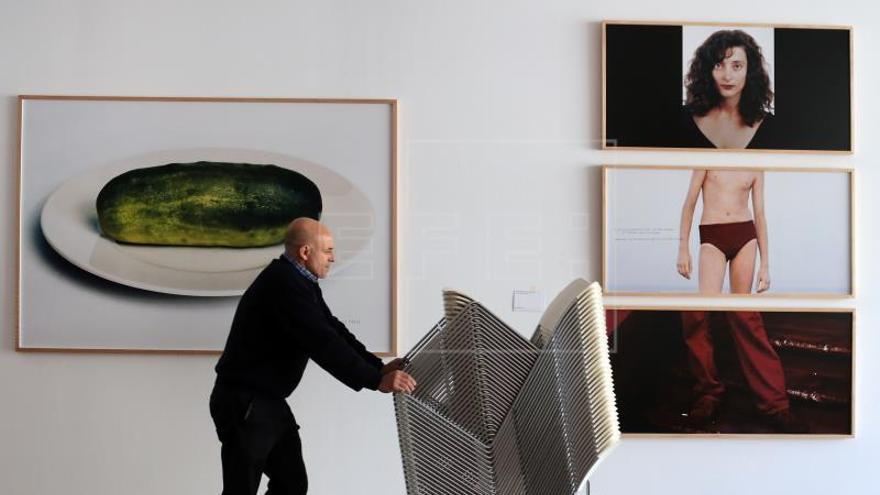 El Centro Guerrero exhibe la mayor retrospectiva del fotógrafo Duane Michals