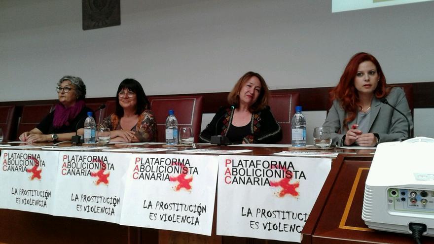 Reunión de la Plataforma Abolicionista Canaria