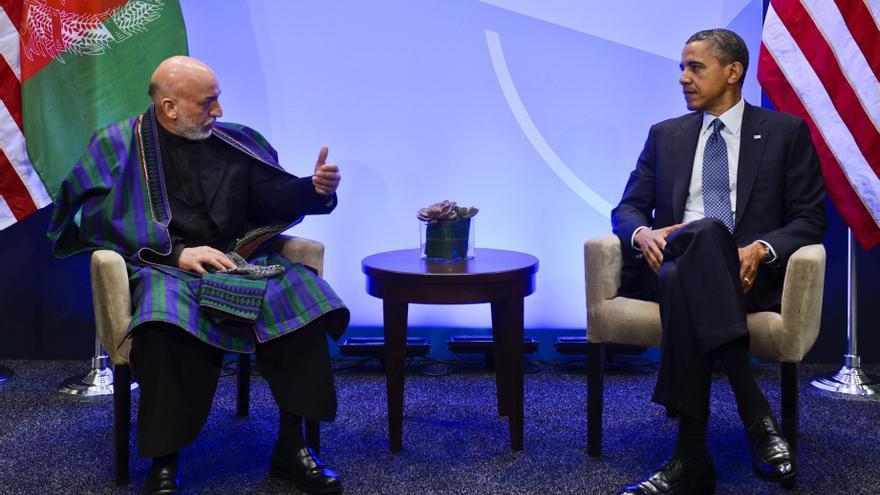 Obama recibirá a Karzai en la Casa Blanca el próximo viernes