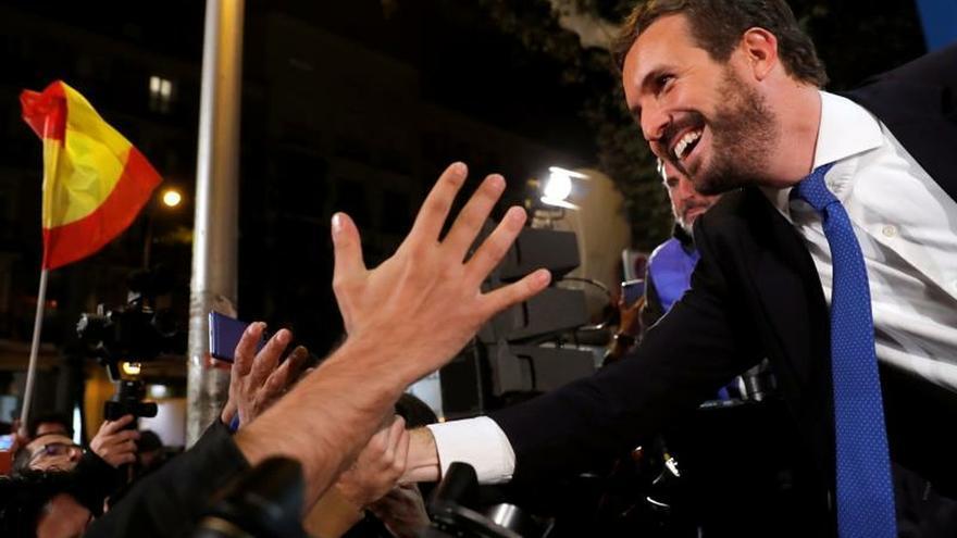 """Casado: """"La pelota está en el tejado de Sánchez, vamos a esperar qué plantea"""""""