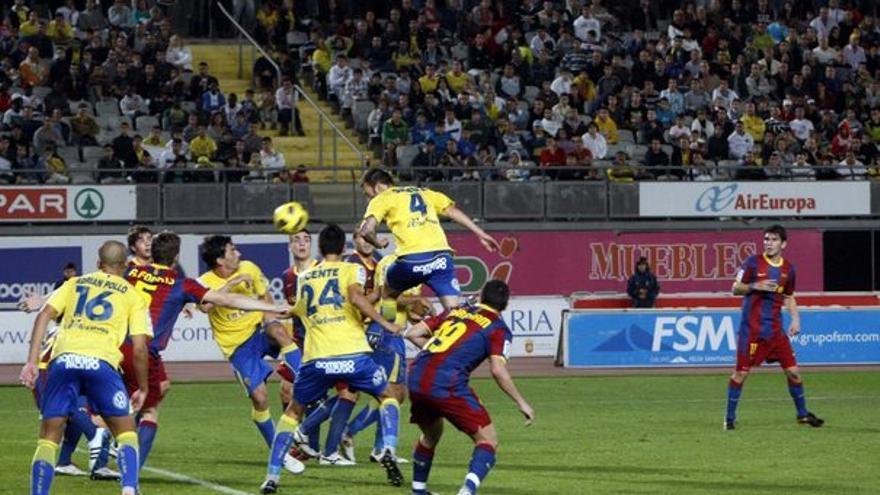 Del UD Las Palmas-Barcelona B #1