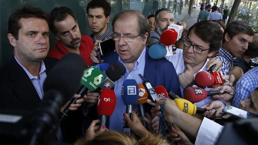 """Presidente de Castilla y León: """"Mi opinión política sobre Soria es mejorable"""""""