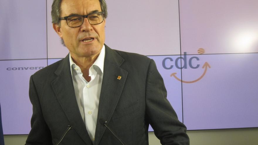 """Artur Mas avisa: se equivocan quienes piensen que Cataluña """"agachará la cabeza"""" ante el TC"""