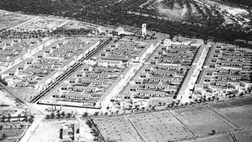 El campo de concentración de Albatera, símbolo de la represión franquista de posguerra