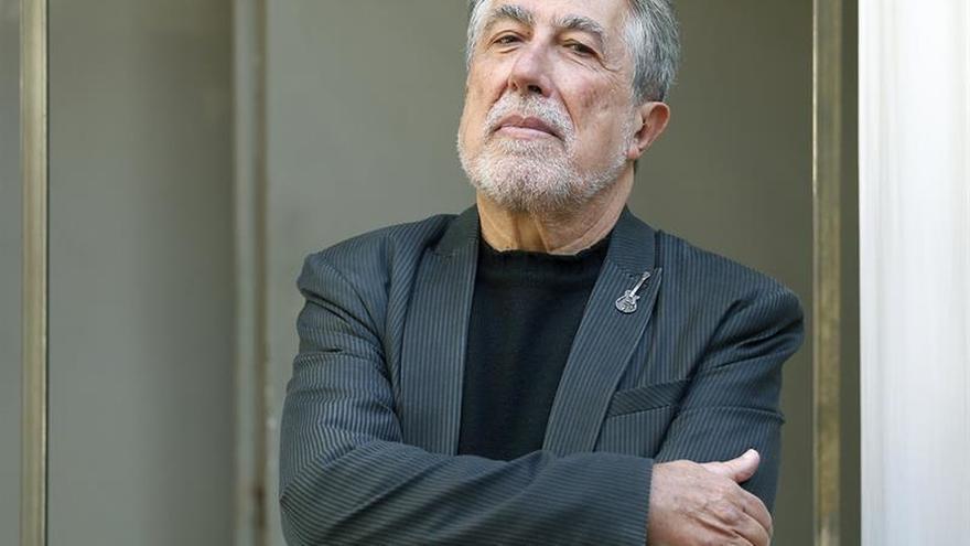 """Sierra i Fabra: """"La época dorada del rock se produjo entre 1969 y 1973"""""""