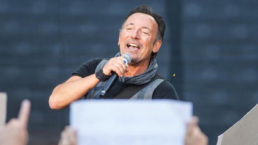 La Universidad de Monmouth crea el Archivo de Bruce Springsteen
