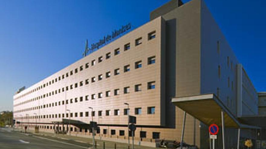 Hospital semiprivado.