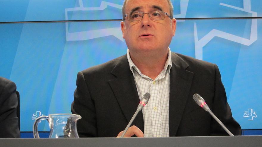 """Egibar acusa al Gobierno de actuar """"irresponsablemente"""" y dice que el PNV le dijo el sábado que """"por ahí no"""""""