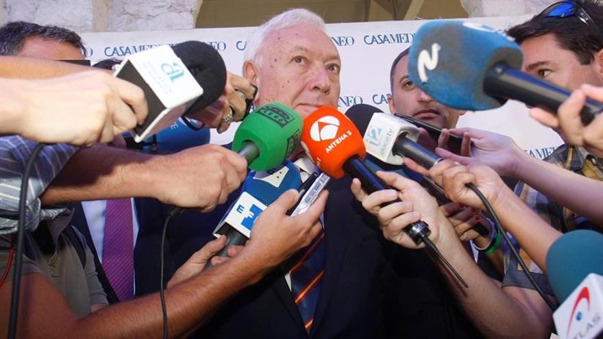 """Margallo cree """"muy dudoso"""" que la Agencia del Medicamento llegue a España"""
