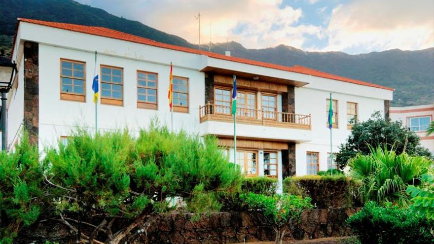Ayuntamiento de La Frontera, El Hierro