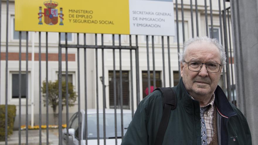 Pablo Torres, periodista de Carta de España
