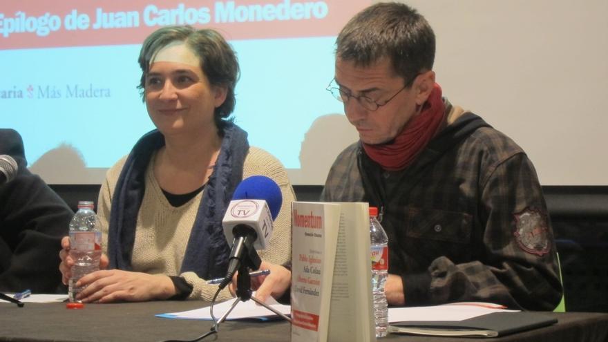 """Monedero afirma que el derecho a decidir """"sólo identitario"""" es un callejón sin salida"""