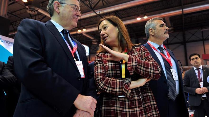 """Armengol desea que Cataluña vuelva a la """"normalidad"""" para poder avanzar"""