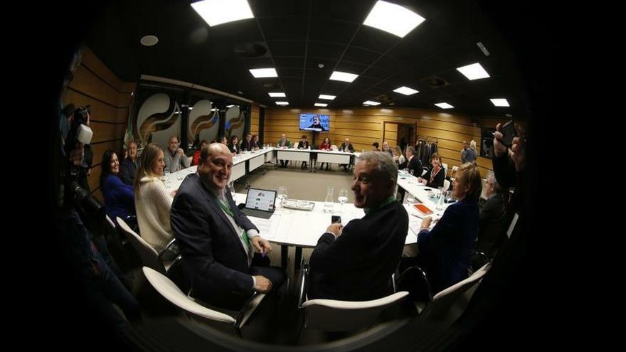 El PNV refuerza su poder en el Congreso y el PP vuelve a hundirse en Euskadi