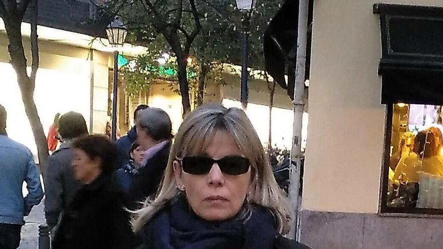 María José Rodríguez, afectada por las bandas gástricas