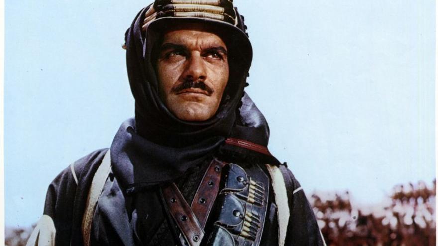 Omar Sharif en 'Lawrence de Arabia' / Foto: Imdb