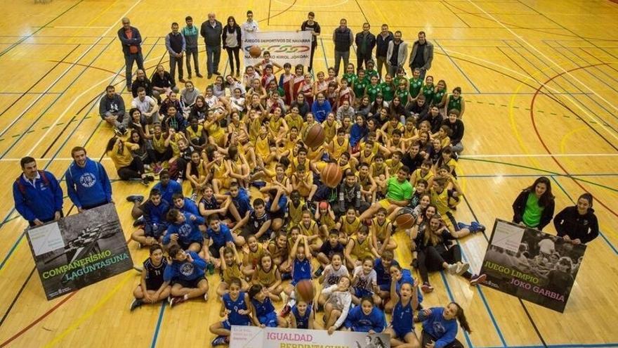 Más de 24.500 participantes se darán cita en la 31ª edición de los Juegos Deportivos de Navarra