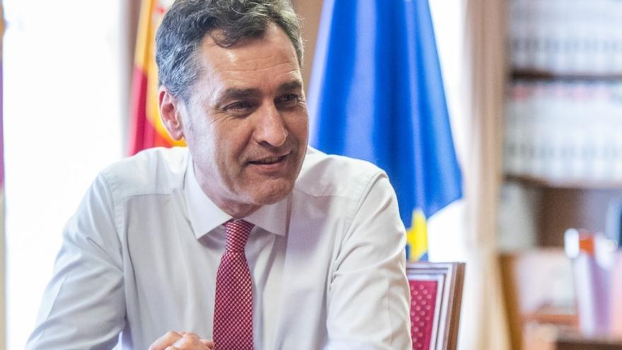 Francisco Tierraseca, Delegado de Gobierno en Castilla-La Mancha