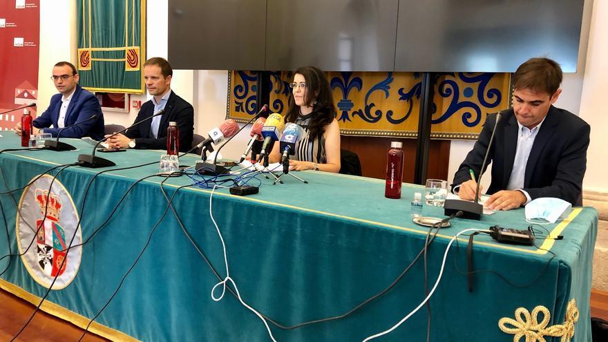 Acto de presentación de la EvAU 2020 en la Universidad de Castilla-La Mancha