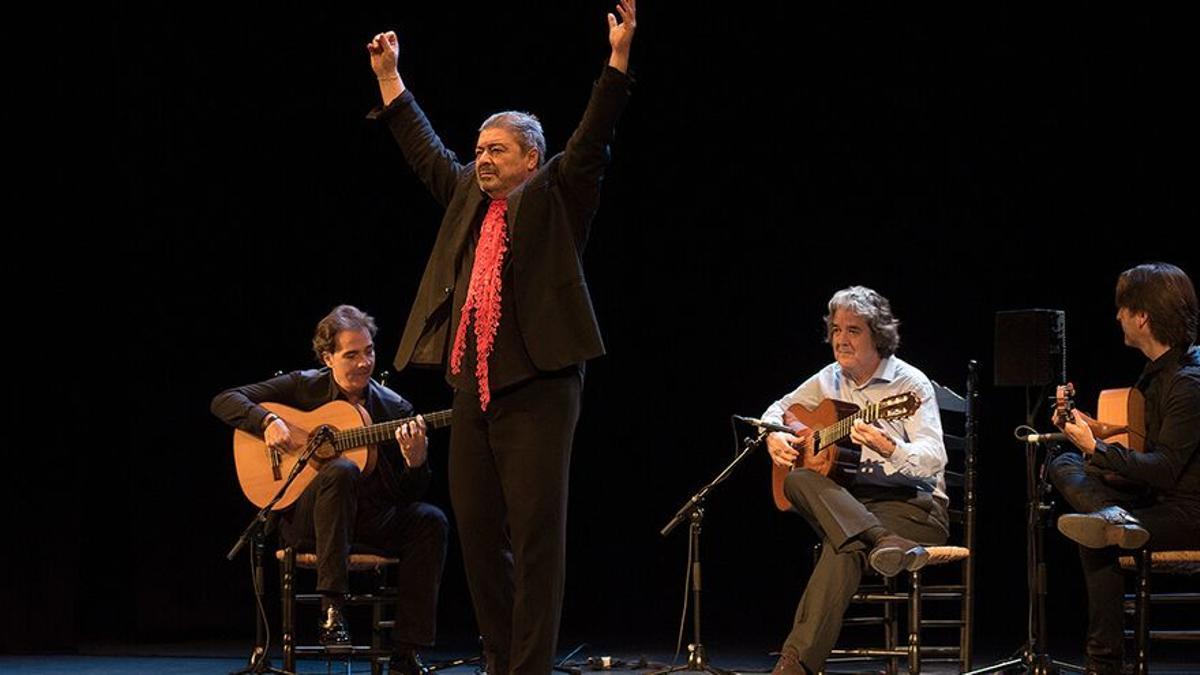 Antonio Canales en el Gran Teatro