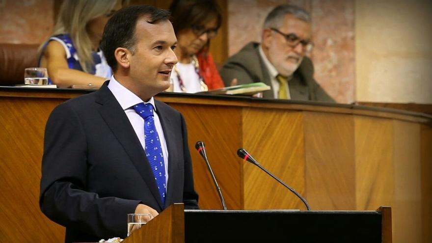 Martín de la Herrán, elegido candidato de UPyD a la Presidencia de la Junta